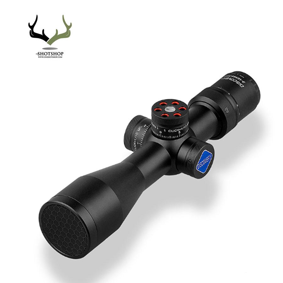 دوربین تفنگ دیسکاوری VT-3 3-12x44 SF-FFP