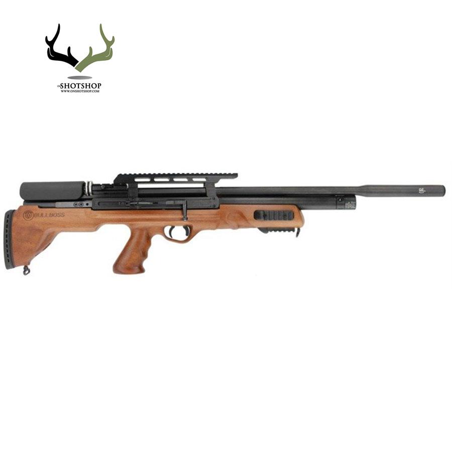 تفنگ بادی pcp هاتسان بولباس چوبی