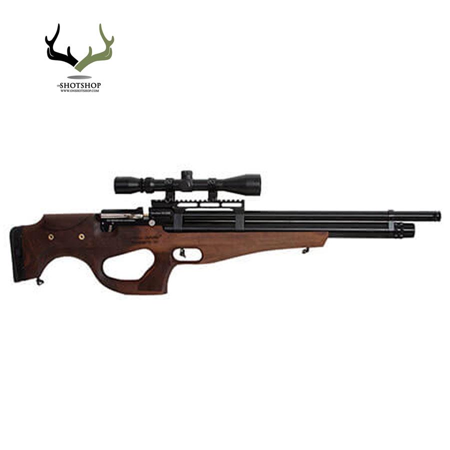 تفنگ بادی pcp کرال بریکر NX300 چوبی
