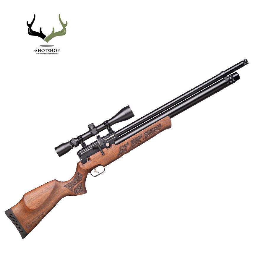 تفنگ بادیpcpکرال پانچرمگا